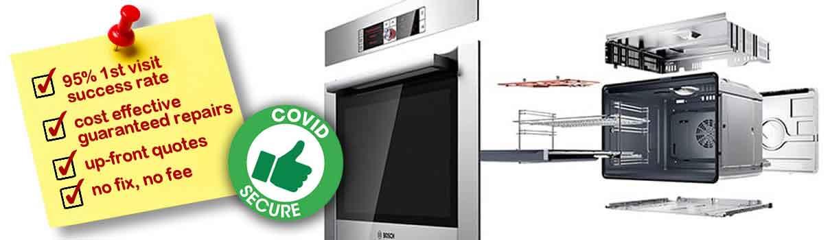 Oven Repairs Glasgow and Edinburgh